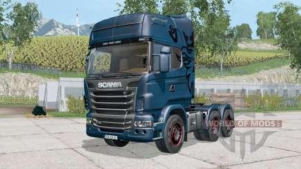 Scania R7ろ0 for Farming Simulator 2015