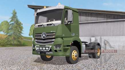 Mercedes-Benz Antoᵴ for Farming Simulator 2017