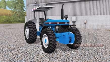 Ford 78ろ0 for Farming Simulator 2017