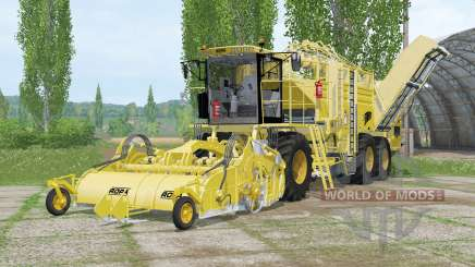 Ropa euro-Tiger V8-ვ for Farming Simulator 2015