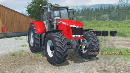 Massey Ferguson 7622 Dyna-6 for Farming Simulator 2013
