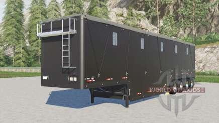 Manac Chip Van for Farming Simulator 2017