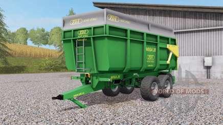 ZDT Mega Զ0 for Farming Simulator 2017