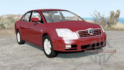 Toyota Avensis (T250) 200ろ for BeamNG Drive