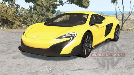 McLaren 675LT 2015 v1.1 for BeamNG Drive