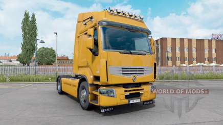 Renault Premium 2010 for Euro Truck Simulator 2