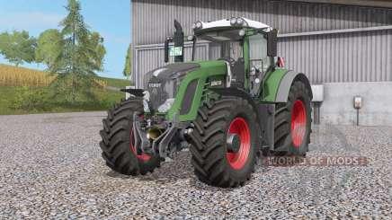 Fendt 939 Variꝍ for Farming Simulator 2017