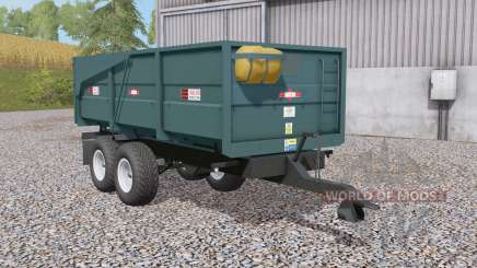 Marston ACE 10 grain & silage trailers for Farming Simulator 2017