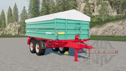 Farmtech TDꝀ 1600 for Farming Simulator 2017