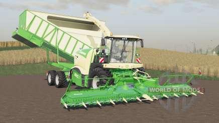 Krone BiG X 1180 Cargo v1.1 for Farming Simulator 2017