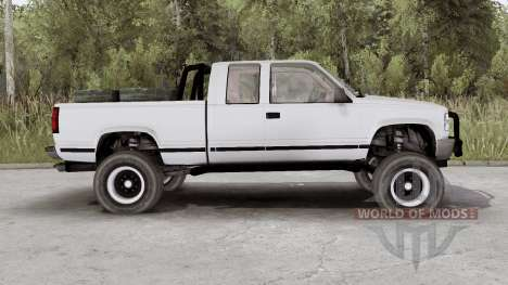 GMC Sierra K1500 Club Coupe 1994 for Spin Tires