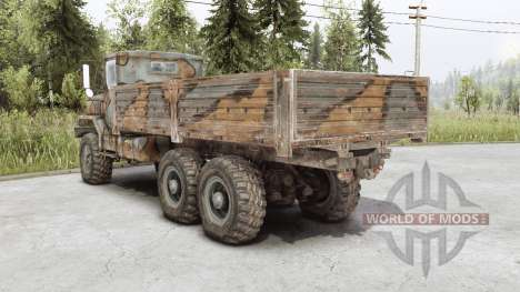 ANK Mk. 38 for Spin Tires
