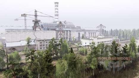 Chernobyl for Spin Tires