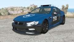 ETK K-Series Fuerzas de Seguridad de Argentina for BeamNG Drive
