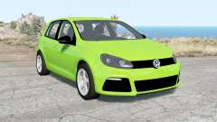 Volkswagen Golf R 5-door (Typ 5K) 2009 for BeamNG Drive