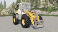 Liebherr L538 with forestry cage for Farming Simulator 2017