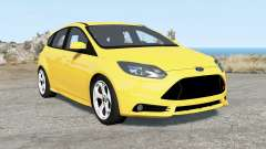 Ford Focus ST (DYB) 2013 for BeamNG Drive