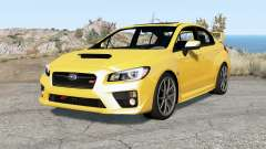 Subaru WRX STI 2014 for BeamNG Drive