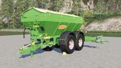 Bredal K165 multicolour version for Farming Simulator 2017