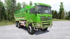 Shacman F3000 6x6 Dump Truck for MudRunner