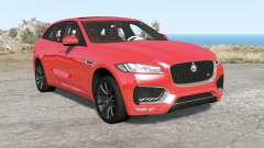 Jaguar F-Pace S 2016 v2.0 for BeamNG Drive