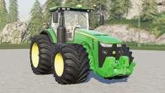 John Deere 8R-seꭉies for Farming Simulator 2017