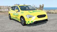 Cherrier FCV Danish Emergency Services for BeamNG Drive
