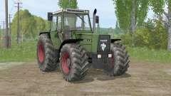 Fendt Favorit 611 LSA Turbomatiꝁ E for Farming Simulator 2015