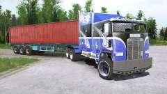 Freightliner FⱢA for MudRunner