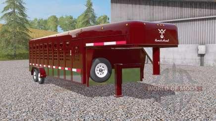 Wilson Ranch Hanɗ for Farming Simulator 2017