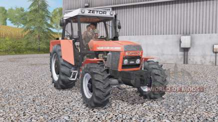 Zetor 1214ƽ for Farming Simulator 2017