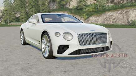 Bentley Continental GT First Edition 2018 for Farming Simulator 2017