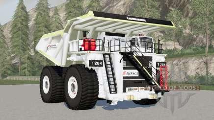 Liebherr T 284 Eiffage for Farming Simulator 2017