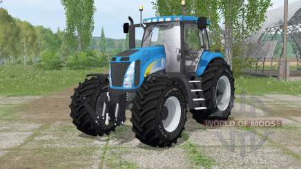New Holland T80೩0 for Farming Simulator 2015
