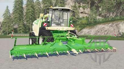 Krone BiG X series for Farming Simulator 2017