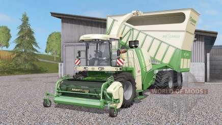Krone BiG X 1100 Cargꝍ for Farming Simulator 2017
