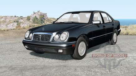 Mercedes-Benz E 420 Elegance (W210) 1997 for BeamNG Drive