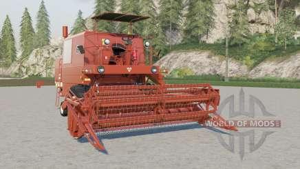 Bizon Supeꭉ Z056 for Farming Simulator 2017