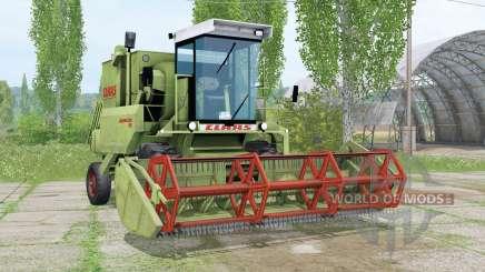 Claas Dominator 85 for Farming Simulator 2015