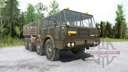 Tatra T81ろ for MudRunner