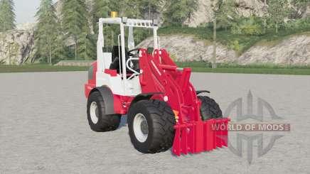 Weidemann 1770 CX ƽ0 for Farming Simulator 2017