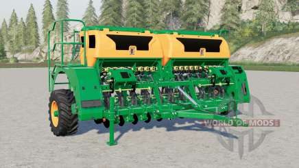 Stara Ceres Master 3570 can seed 50 meters for Farming Simulator 2017