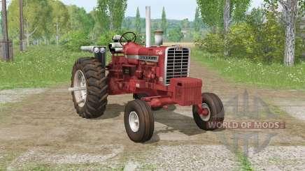 Farmall 1206 Turbꝍ for Farming Simulator 2015