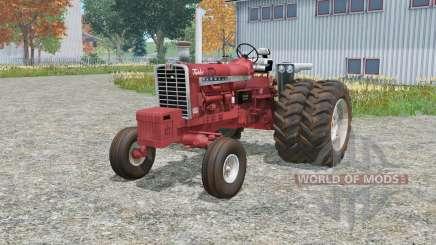 Farmall 1206 Turbø for Farming Simulator 2015