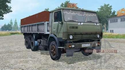 Kamaz-5510Ձ for Farming Simulator 2015