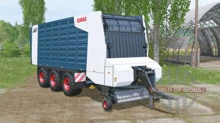 Claas Cargos 9400〡9500〡୨600 for Farming Simulator 2015