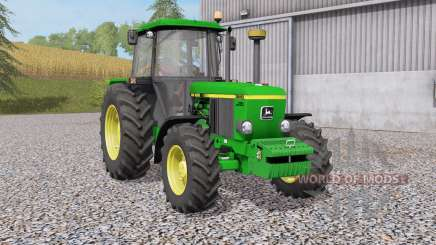 John Deere 3050〡3350〡36ƽ0 for Farming Simulator 2017
