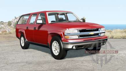 Chevrolet Suburban Z71 (GMT800) 2003 for BeamNG Drive