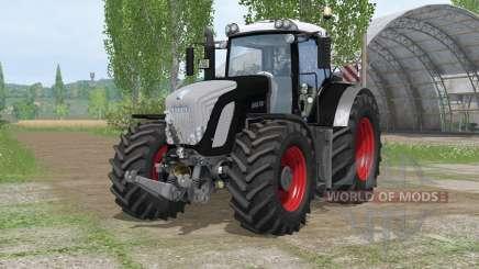 Fendt 936 Vario Black Beautɤ for Farming Simulator 2015