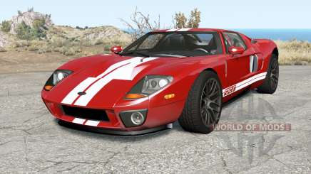 Ford GT 2005 v3.0 for BeamNG Drive